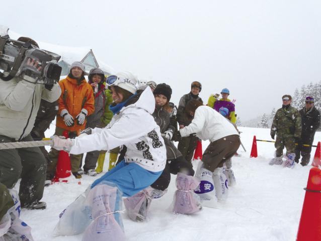 美方高原雪まつり
