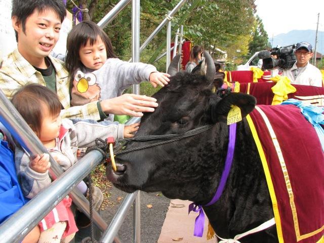 香美町山の祭典 但馬牛食まつり