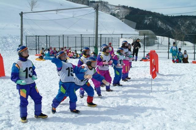 The 20th Hyogo Snowball Fight Meet