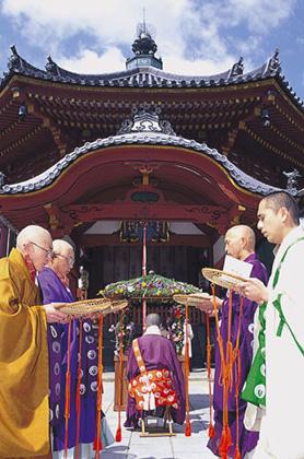 興福寺 仏生会