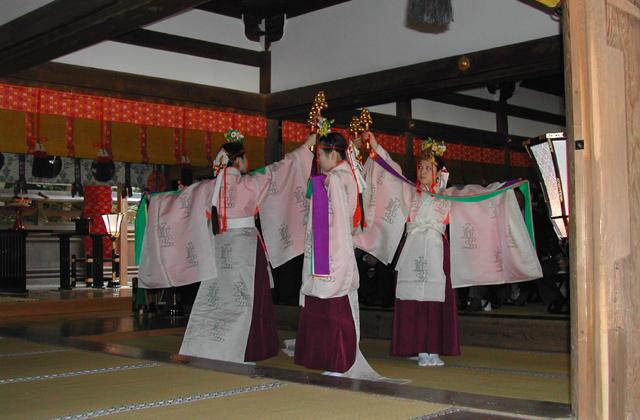 鎮花祭(薬まつり)