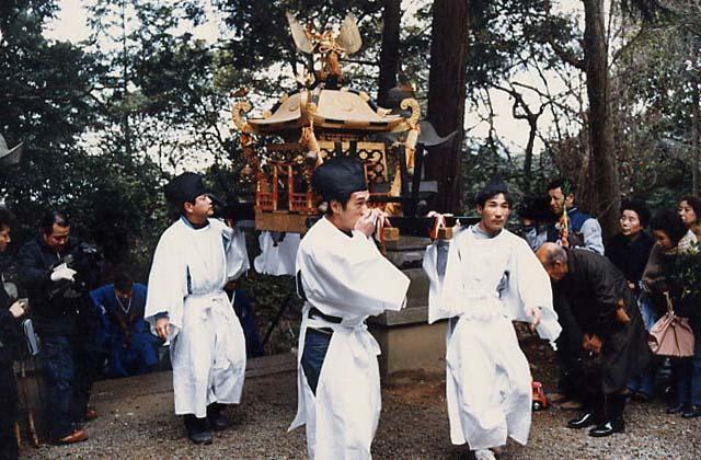笠山3寶貝野神大祭(秋天)