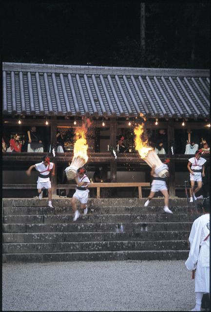 【2021年中止】往馬大社例大祭(火祭り)