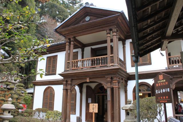「奈良うまし夏めぐり」の宝山寺コース