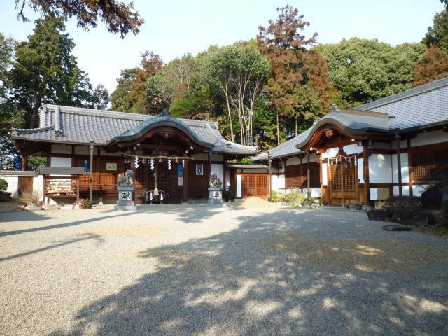 鹿島神社(奈良県香芝市)