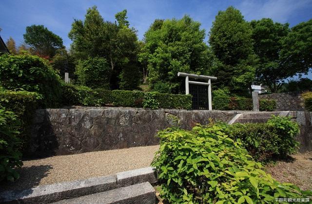 吉詳細的內親王墳墓
