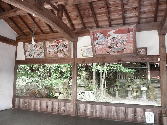 椿井春日神社