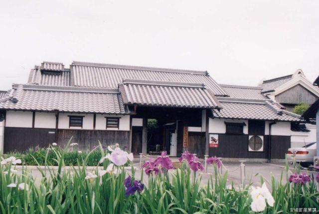 安堵町歴史民俗資料館