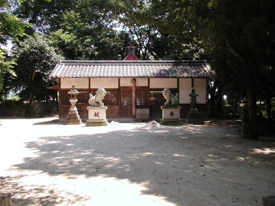 屏風杵築神社