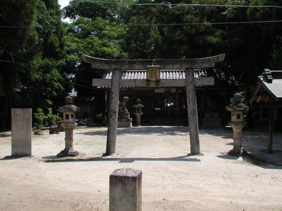 伴堂杵築神社