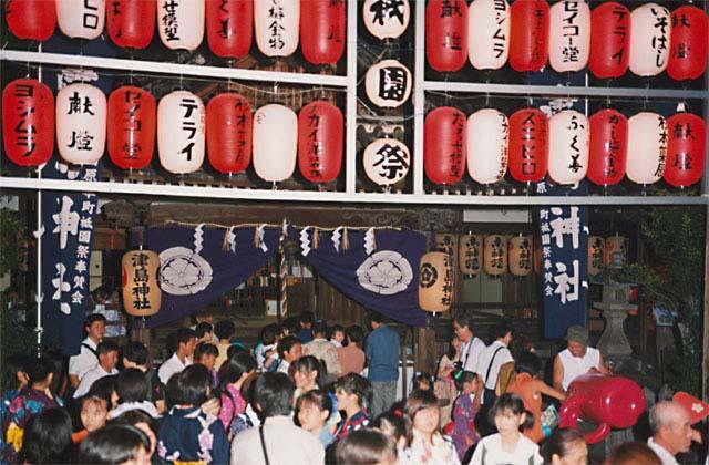 祇園祭(津島神社)