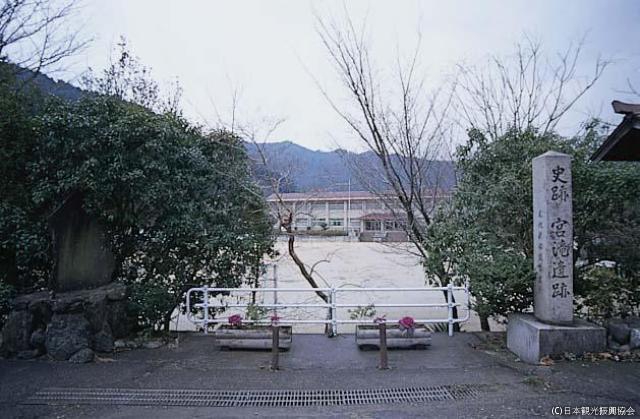 神社瀑布遺跡