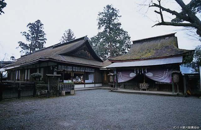 吉水神社(出版社、並列句)