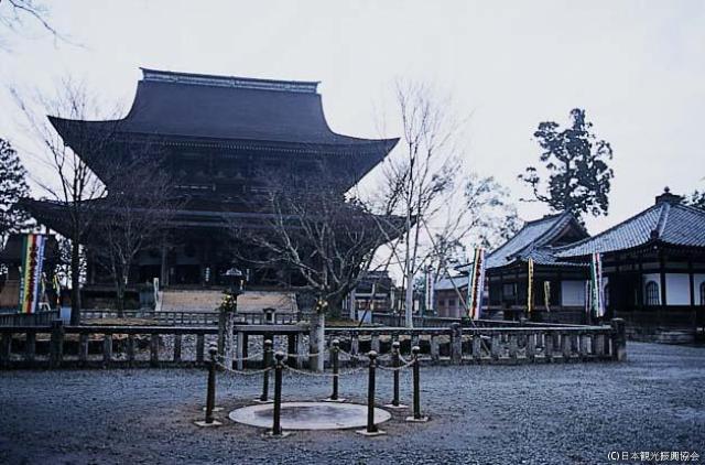 金峯山寺蔵王堂(國寶)
