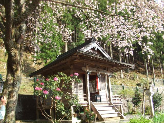 円空仏(栃尾観音堂)