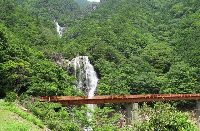 東ノ川渓谷