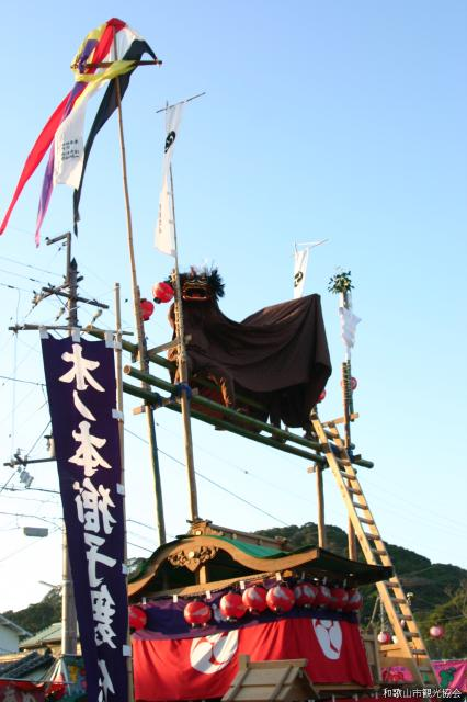 木ノ本の獅子舞