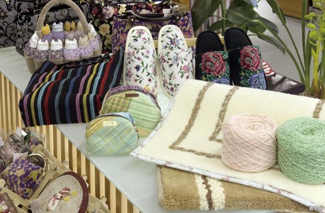 パイル織物