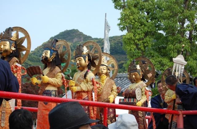 得生寺の来迎会式