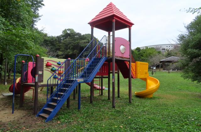 水と土ふれあい公園