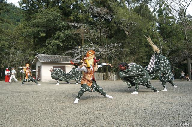 十三神社秋祭