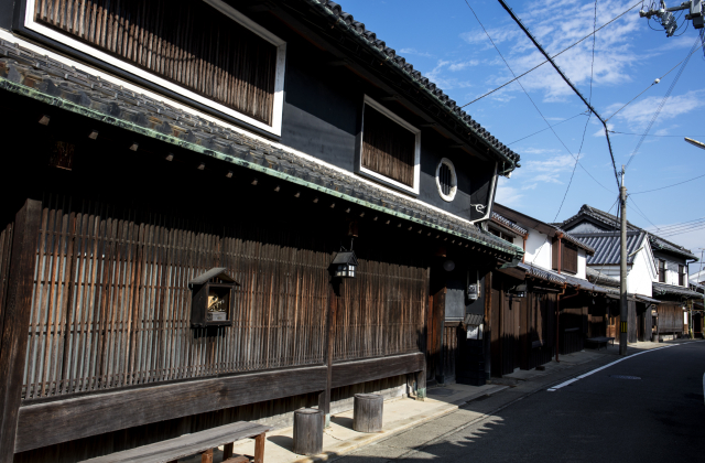 湯浅町湯浅伝統的建造物群保存地区