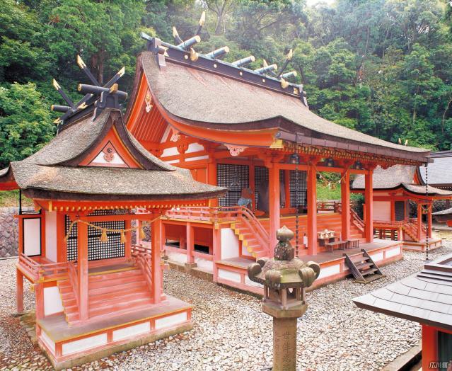 広八幡神社本殿