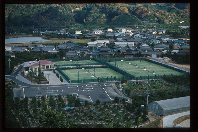 有田川町金屋テニス公園