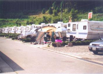 ふれあいの丘 オートキャンプ場