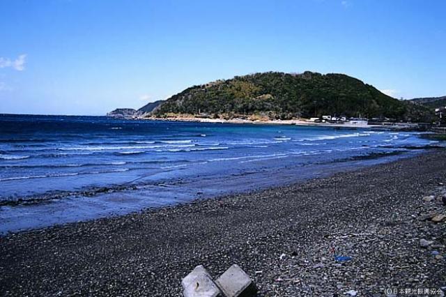比井崎海岸