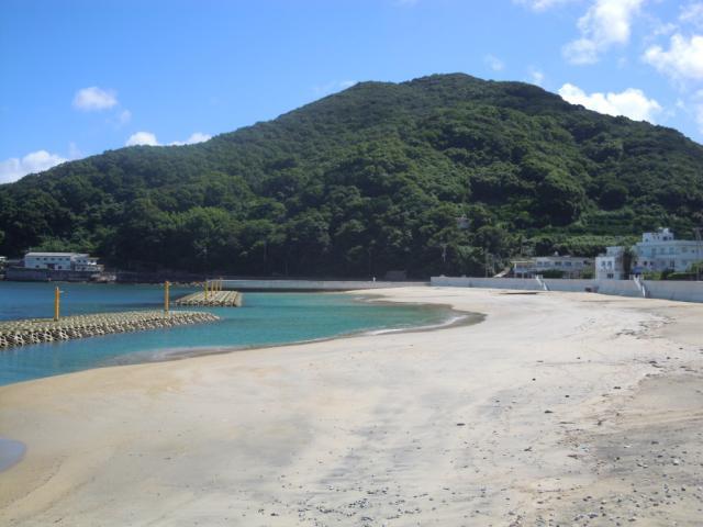 衣奈海水浴場