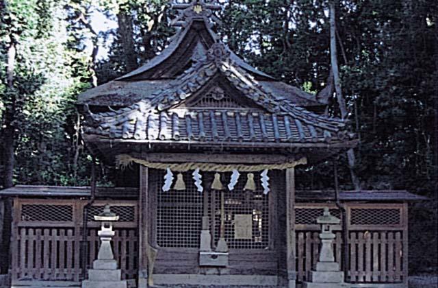 切目王子神社