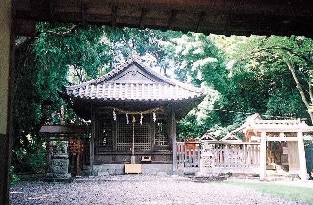 中山王子神社