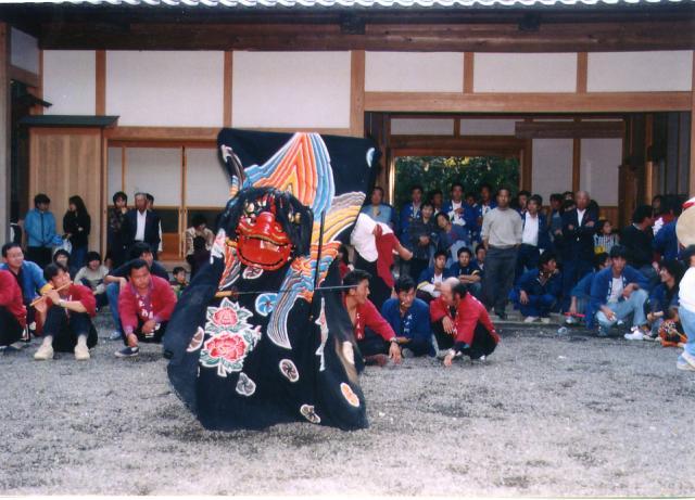 清川天宝神社秋祭