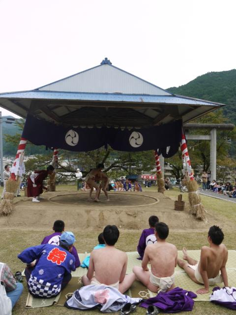 下阿田木祭