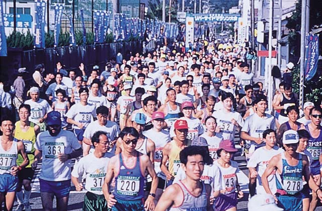 南紀日置川リバーサイドマラソン