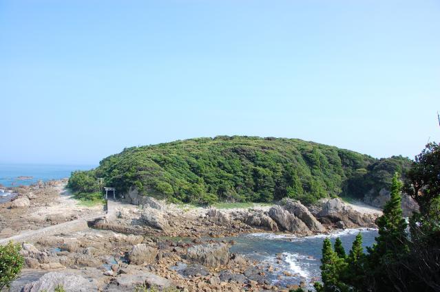 江須崎島自然歩道
