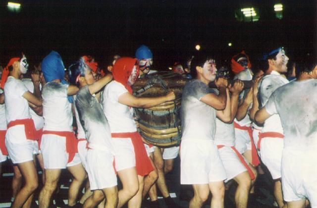 飛鳥神社例大祭(宵宮祭り)