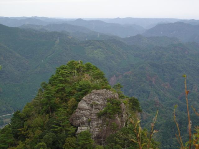 嶽の森山トレッキングコース