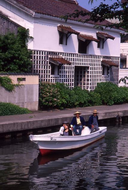 加茂川・中海遊覧船