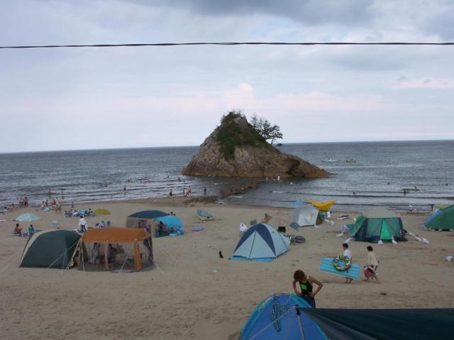 牧谷キャンプ場