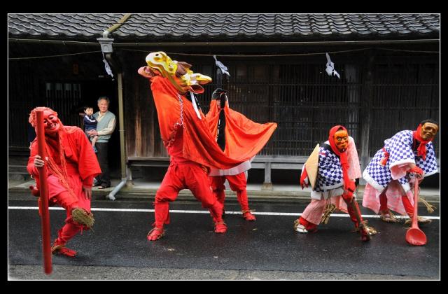 【2021年は開催なし】若桜神社大祭