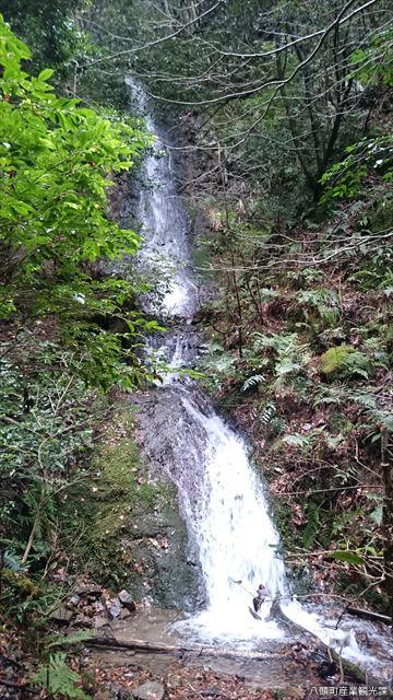 三段滝(八頭町西御門)