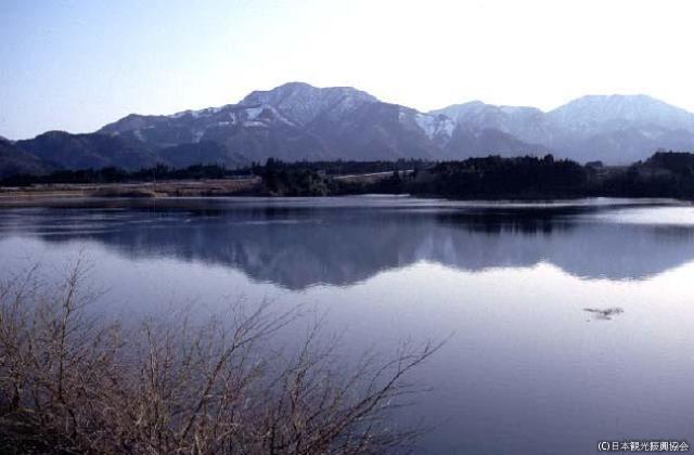 大山池(狼谷溜池)