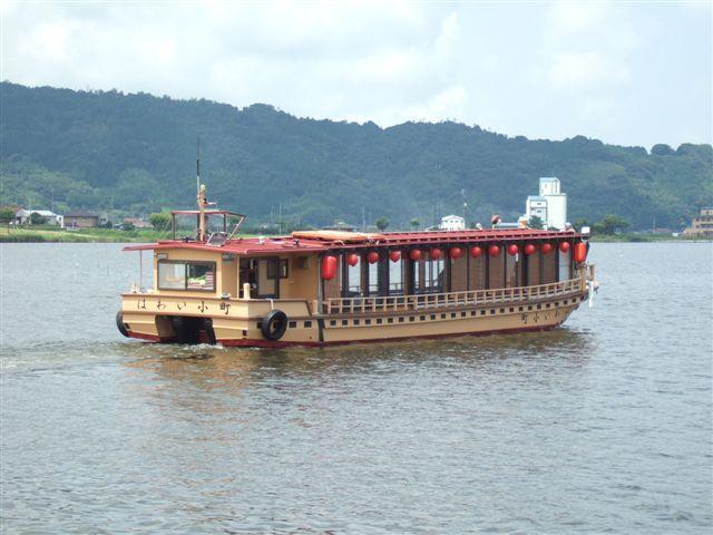 東郷湖遊覧船