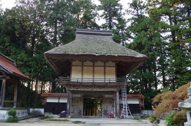 光徳寺山門