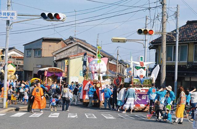 天乃神奈斐神社例大祭
