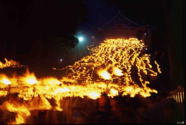 【2021年開催中止】大山夏山開き祭
