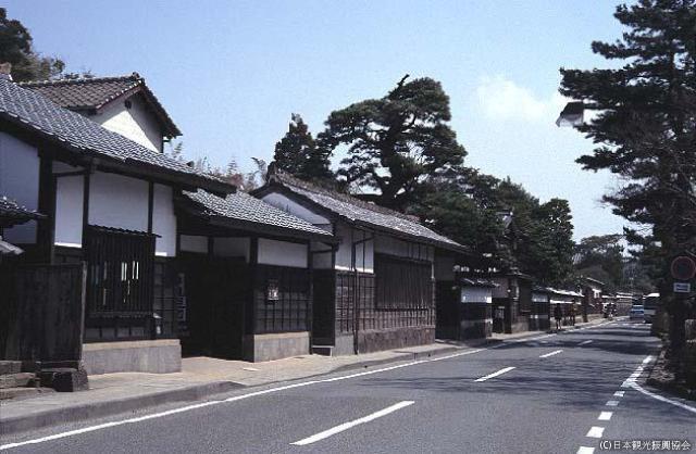 Old samurai residences★32201ae2180022369