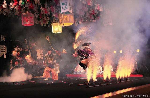日本石見神楽大会